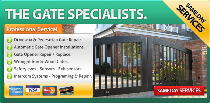 Gate Repair Aurora CO